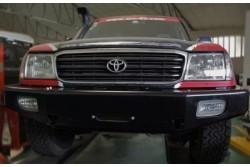 Zderzak przedni AFN pod wyciągarkę - Toyota...