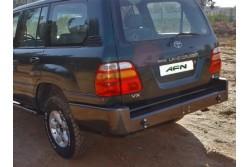 Zderzak tylny AFN, stalowy - Toyota LandCruiser 100