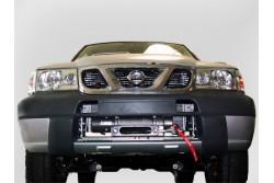 Płyta montażowa AFN do wyciągarki - Nissan Terrano II