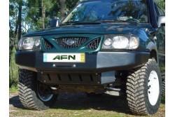 Zderzak przedni AFN pod wyciagarkę - Nissan Terrano II