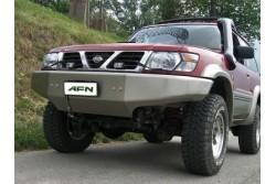 Zderzak przedni AFN pod wyciągarkę Nissan Patrol Y61