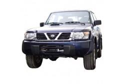 Płyta montażowa AFN do wyciągarki - Nissan Patrol Y61
