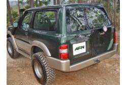 Zderzak tylny AFN - Nissan Patrol Y61 bez otworów...
