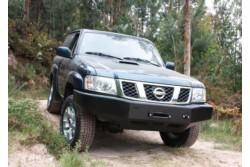 Zderzak przedni AFN pod wyciągarkę - Nissan Patrol...