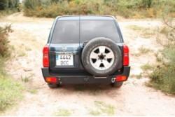 Zderzak tylny AFN - Nissan Patrol Y61 po 2006