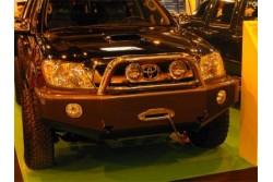 Zderzak przedni AFN pod wyciągarkę - Toyota Hilux...