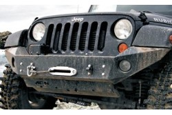 Zderzak przedni AFN pod wyciągarkę - Jeep Wrangler JK