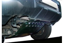 Osłona miski stalowa - Toyota Land Cruiser 120