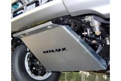 Osłona miski stal ocynkowana - Toyota Hillux 2001-05