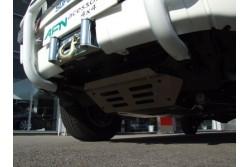 Osłona drążków, miski i mostu aluminiowa - Toyota...
