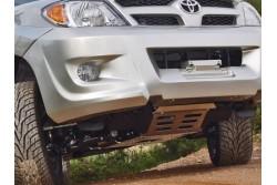 Osłona drążków, miski i mostu stalowa - Toyota...