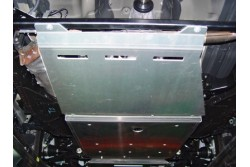Osłona reduktora duraluminium - Nissan Navara D40 /...