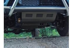 Osłona miski stalowa - Mitsubishi L200 2006-