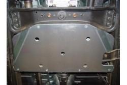 Osłona reduktora aluminiowa - Mitsubishi L200 2006-