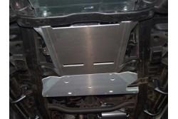 Osłona reduktora stalowa - Mitsubishi L200 2006-