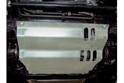 Osłona miski aluminiowa - Mitsubishi L200 2006-