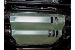 Osłona miski stal ocynkowana - Mitsubishi L200 2006-