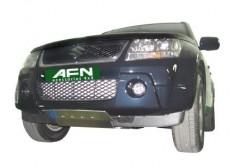 Osłona drążków aluminiowa - Suzuki Grand Vitara
