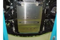 Osłona drążków stalowa - Suzuki Grand Vitara