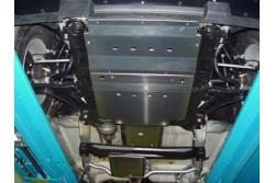 Osłona skrzyni stal ocynkowana - Suzuki Grand Vitara