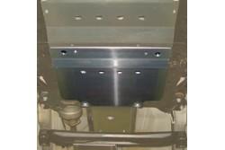 Osłona miski i mostu aluminiowa - Suzuki Grand Vitara