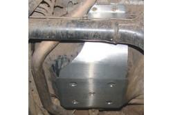 Osłona zbiornika duraluminium - Suzuki Jimny