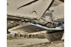 Osłona reduktora stal ocynkowana - Land Rover...