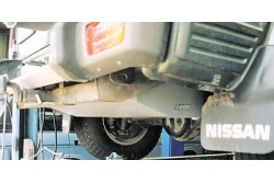 Zbiornik dodatkowy Nissan Patrol Y60 -01/98, TR27,...