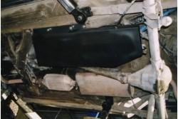 Zbiornik dodatkowy Jeep Cherokee XJ TA46, 51l, bez TÜV