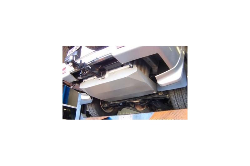 Zbiornik dodatkowy Mitsubishi Pajero V60 Diesel, LWB, 60l, bez TÜV