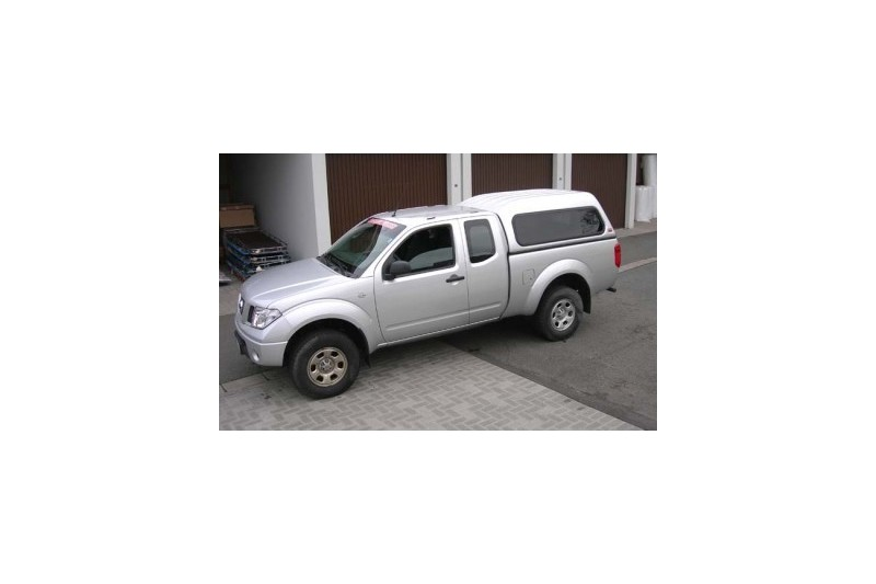 ARB-hardtop Nissan D40, K/Cab