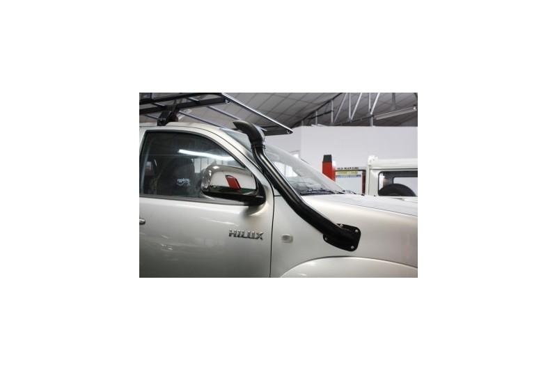 Snorkel metalowy Toyota Hilux 4x4