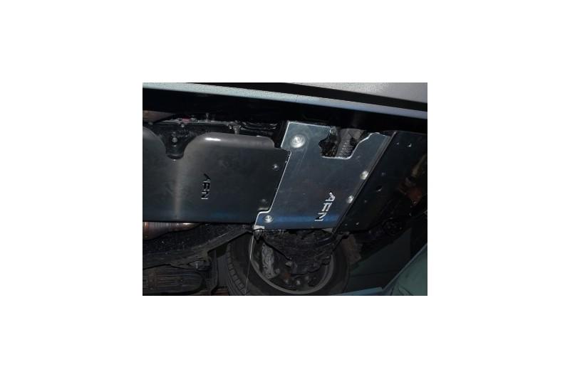 Osłona miski aluminiowa - Toyota Land Cruiser 200 - 07-11
