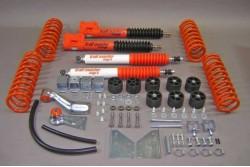 Zestaw zawieszenia Suzuki Vitara +100 mm body lift