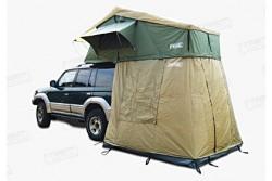 Namiot dachowy MORE 4x4 145cm - z przedsionkiem