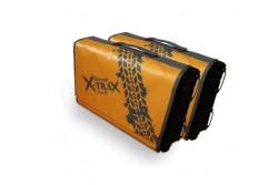 Trapy gumowe komplet Bushranger X-TRAX II