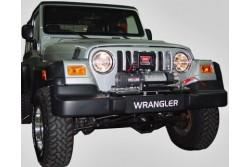 Płyta montażowa pod wyciągarkę AFN - Jeep Wrangler TJ