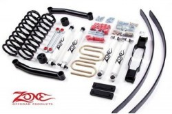 Jeep Cherokee XJ 4,5 Zone Lift Kit 84-01